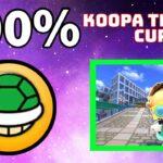 100% Koopa Troopa Cup | 150cc | Manuel Drift Off | (Mario Kart Tour)