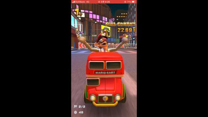 マリオカートツアー ニューヨーク ドリーム 4RX 22691pt (2nd アニバーサリーツアー)