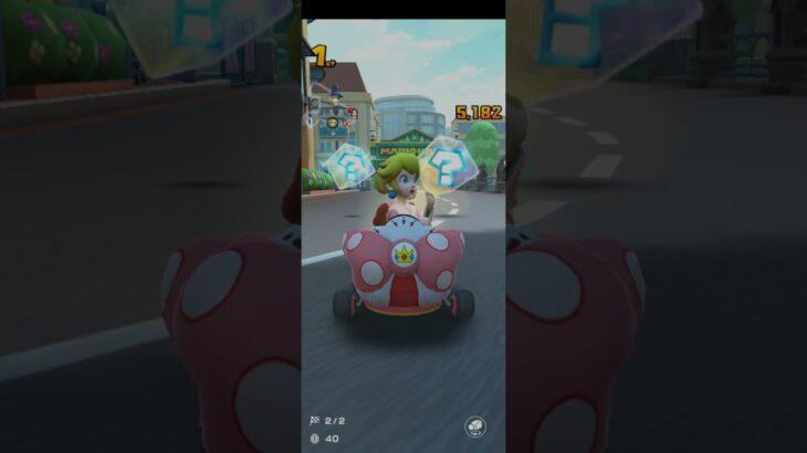 マリオカートツアー:【デイジーカップ】Mario Kart Tour#57🔰初心者プレイ🎮