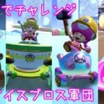 マリオカートツアー ふたりでチャレンジ VSアイスブロス軍団(ひんやりツアー) / Mario Kart Tour–2PlayersVs.IceBros.