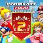 【マリオカートツアー】2ndアニバーサリーツアーでレースに挑戦しました!!〈Day7〉