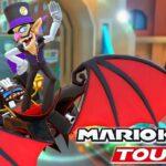 Mario Kart Tour 『マリオカートツアー』 First Look at new Halloween Tour with Waluigi (Vampire) – Gameplay ITA