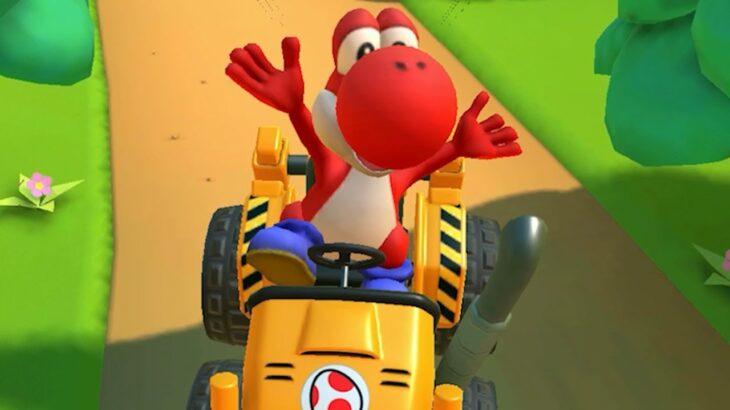 Mario Kart Tour – Toad Cup (Paris Tour 2021)